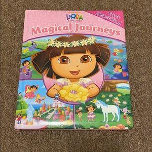 Dora the Explorer, Magical Journeys Book